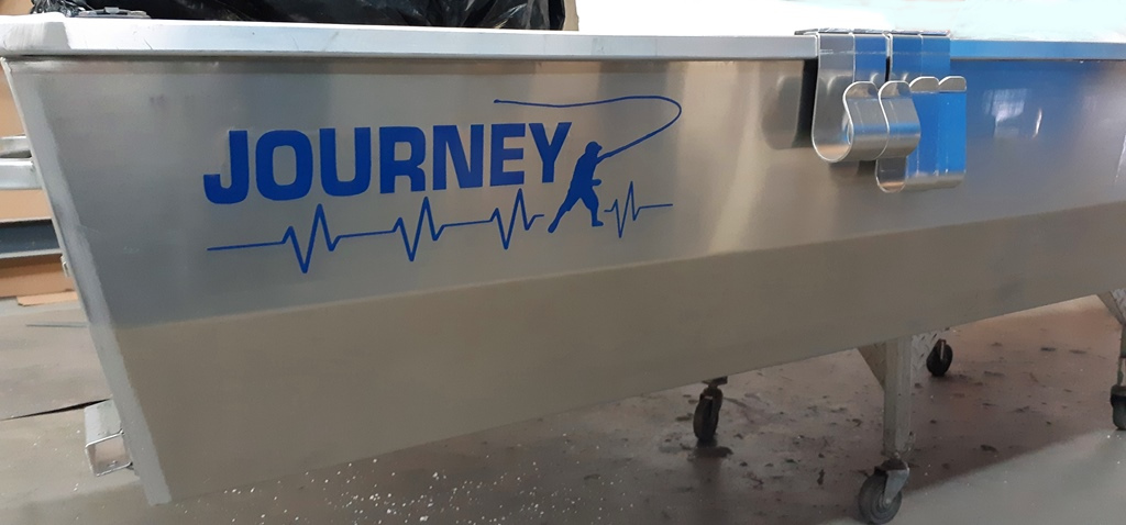 ... get your heart pumpin with Journey Boats!...
