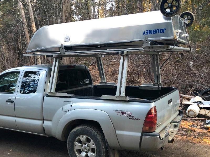 Mike's Journey Boat Truck & Loader
