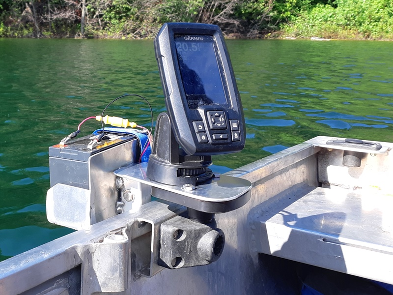 Universal Fish Finder Tree | Portable Fish Finder Mount