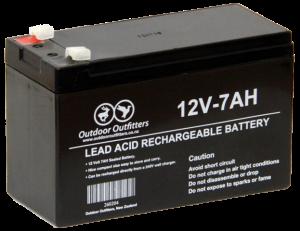 12V7A Battery