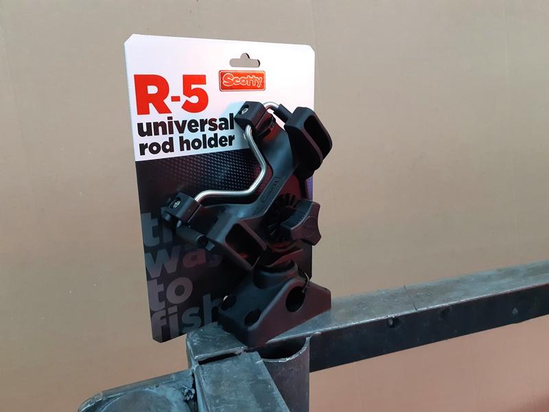 Scotty R5 Fly Rod Holder