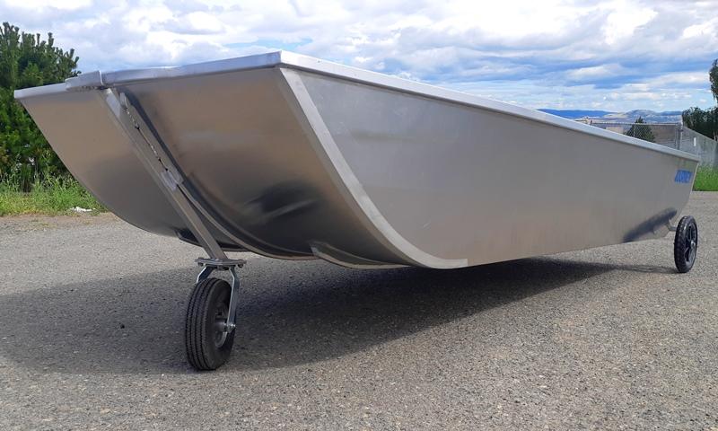 Journey Boats - 360 Front Wheel Kit