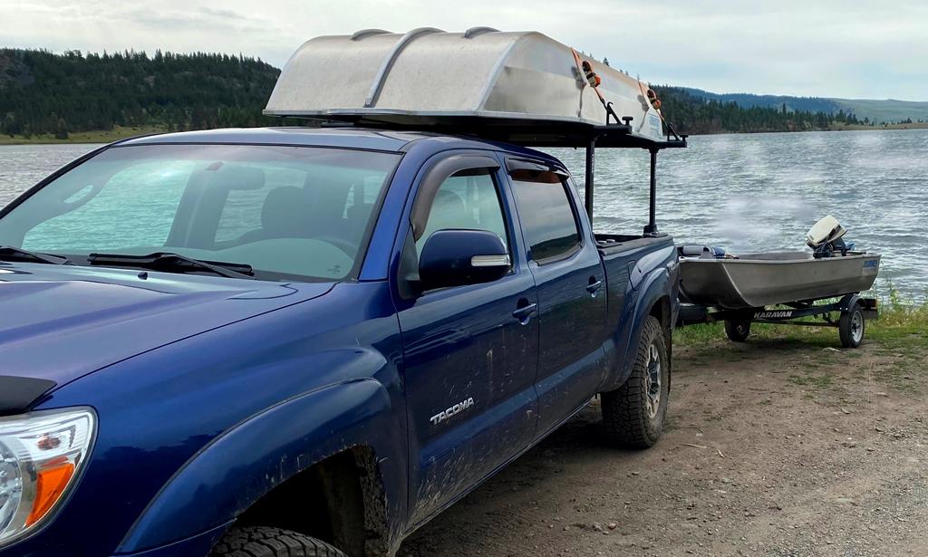 Journey Boats Double Pump